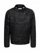 BPY-7442 Куртка мальчик эко-кожа 110-160 24/6