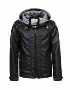 BPY-7444 Куртка мальчик эко-кожа 110-160 24/6