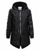 BPY-7445 Куртка мальчик эко-кожа 110-160 24/6