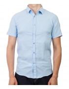 0102 Рубашка мужская M-3XL по 5
