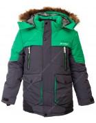 32403 зеленый Куртка мальчик 116-140 по 5