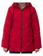 D-8981 красн Куртка женская 50-58 по 5