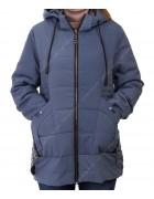 D-8981 син Куртка женская 50-58 по 5
