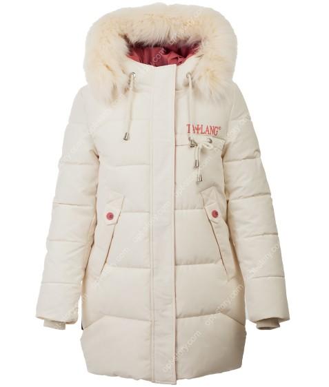 HL-605 молоко Куртка девочка 134-158 по 5