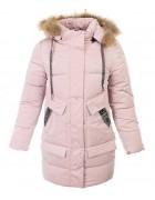 2161 пудра Куртка девочка 128-152 по 5
