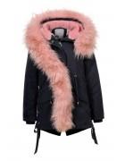 GSX-6781 Пальто девочка 110-160 по 6