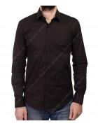 1313 black Рубашка мужская дл.рукав S-XL по 4