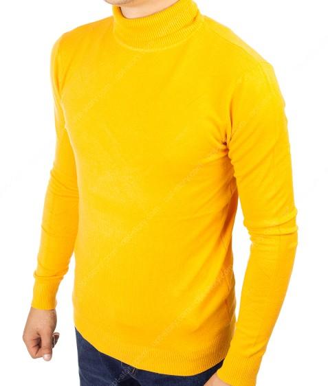 YY02-17 желтый Гольф мужской норма S-2XL по 5шт