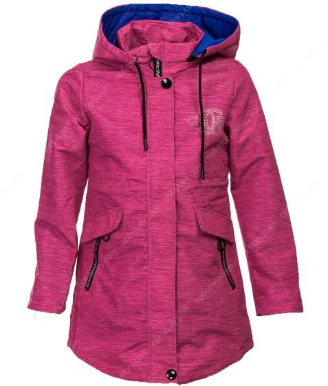 9903 роз Куртка девочка 134-158 по 5