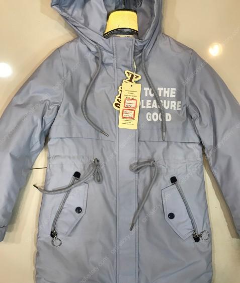 HL022 Куртка девочка 122-146 по 5