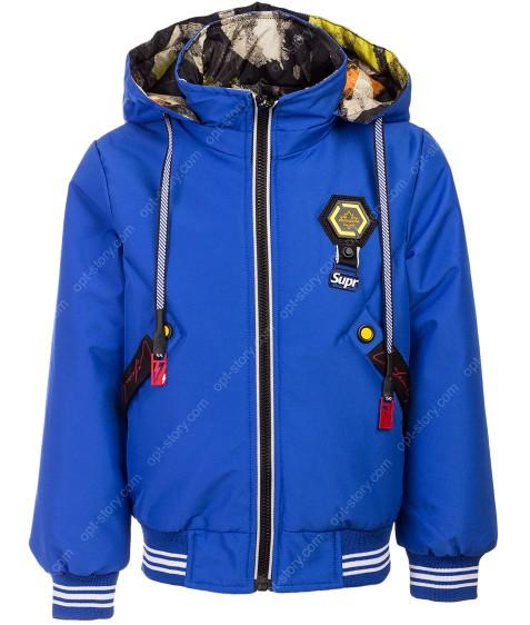 JKI-009 элект. Куртка мальчик 110-134 по 5