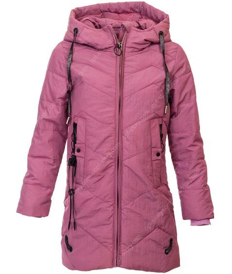 L-1910 роз Куртка девочка 134-158 по 5