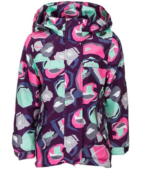 L-9829 Куртка девочка 92-116 по 5