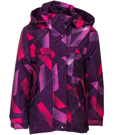 L-9830 фиолет. Куртка девочка 92-116 по 5