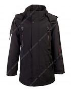 B974-1 черн. Куртка мальчик 146-170 по 5