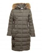 1722Lm оливка Куртка девочка 140-164 по 5