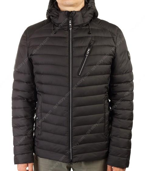 70638 черный Куртка мужская рр50