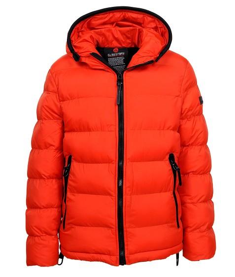 BMA-1644 оранж. Куртка мальчик 134-170 по 4