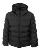 BMA-1644 черн. Куртка мальчик 134-170 по 4