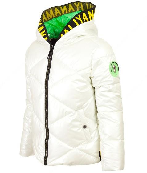 222 бел Куртка девочка 140-164 по 5