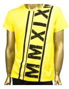 1950 желт. Футболка мужская M-2XL по 4