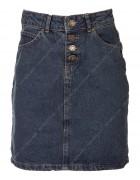 1315  Джинсовая юбка женская 34-40 по 5
