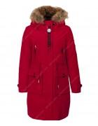 HL-806 красн. Куртка девочка 140-164 по 5 шт