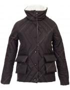 106 чёрн Куртка женская M-2XL по 4