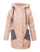 330# пудра Куртка девочка 146-170 по 5