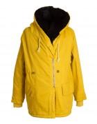 8892 желт  Куртка женская One Size по 3