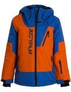 3322 оранж  Куртка мальчик 128/134-164/170 по 4