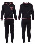 6024 роз Спорт.костюм девочка 4-12 по 5