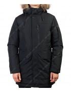 2051 черный Куртка мужская 46-54 по 5