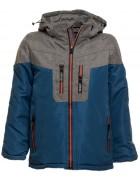 CX-188 оранж.молния  Куртка мальчик 116-146 по 5
