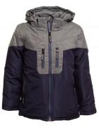 CX-188 син. молния  Куртка мальчик 116-146 по 5