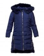 DX- 8080# синий  Куртка девочка 140-164 по 5