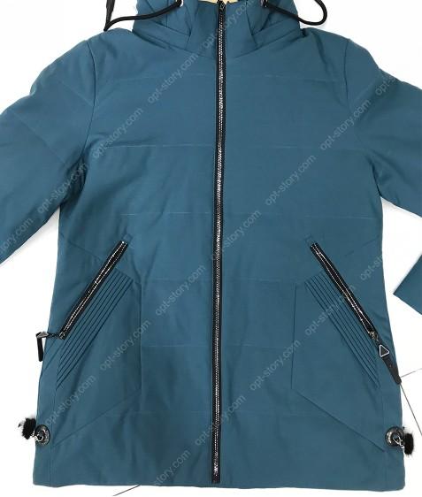 D-8982# Куртка женская L-4XL по 5