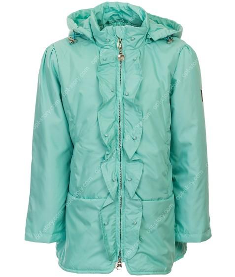 8931# зел Куртка девочка демисезон 86-110 по 5