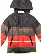 2011 красн. Куртка мальчик 92-116 по 5