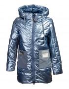 HL-222  голуб. Куртка девочка 122-146 по 5
