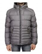 920 сер/чёрн Куртка мужская (двустор) M-2XL по 5
