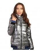 868# серый Куртка женская M-2XL по 4
