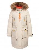HL-806 молоко Куртка девочка 140-164 по 5 шт