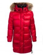 HL-807 красн. Куртка девочка 140-164 по 5 шт