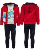 KK1070 красный Спортивный костюм мальчик 1-5 по 5
