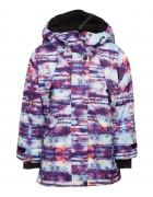 6003 light blue куртка девочка 104-122 по 4