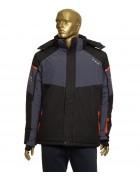 331 оранж Куртка лыж мужская M-3XL  по 6