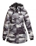 2320 черн. Куртка женск S-XL по 4