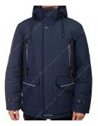 9312#2 т.синий Куртка мужская Winter 48-58 по 6