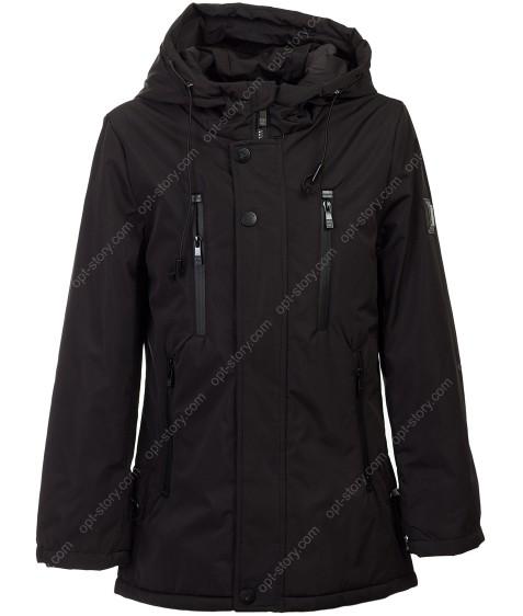 522 чёрн Куртка мальчик 140-164 по 5